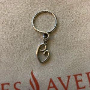 James Avery Dangle Ring